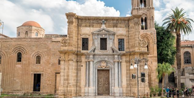 Kostel Santa Maria dell'Ammiraglio -