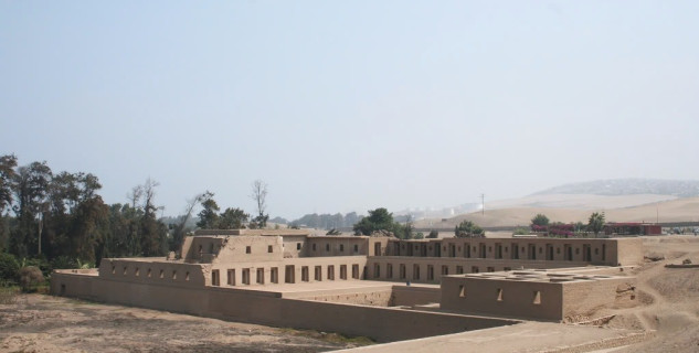 Pachacamac - https://www.flickr.com/photos/50748964@N06/4661934882
