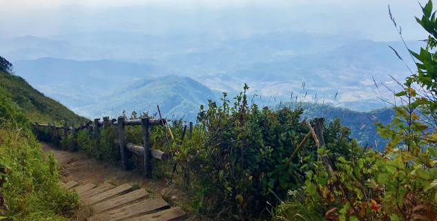 Přírodní stezka Kaew Mae Pan -