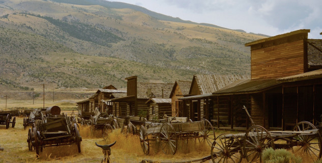 Old Trail Town - https://www.flickr.com/photos/44534236@N00/15264948568/