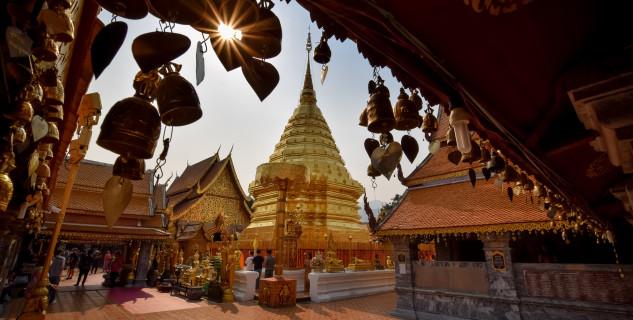 Wat Phra That Doi Suthep - https://www.flickr.com/photos/teseum/47867820001/
