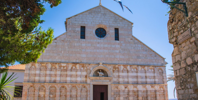 Kostel Panny Marie v Rabu -