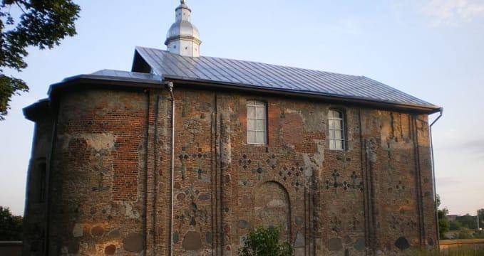 Kostel Kalozha - https://commons.wikimedia.org/wiki/File:%D0%93%D1%80%D0%BE%D0%B4%D0%BD%D0%BE_%D0%9A%D0%B0%D0%BB%D0%BE%D0%B6%D0%B0.JPG