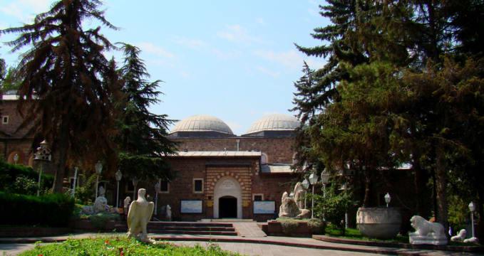Muzeum anatolské civilizace v Ankaře - http://en.wikipedia.org/wiki/File:Musem_Of_Anatolian_Civilisations_Ankara.JPG