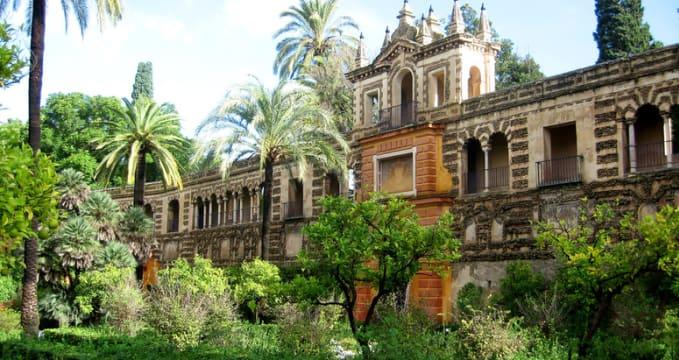 Alcazar Palace, Seville - https://www.flickr.com/photos/picken/294799528/