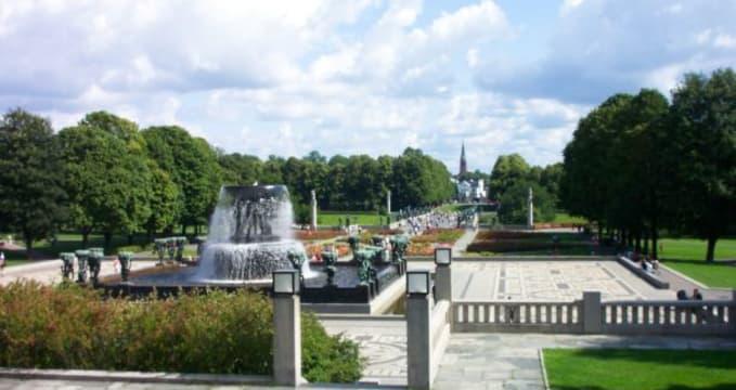 Vigelandspark Oslo - http://commons.wikimedia.org/wiki/File:Vigelandspark_Oslo.jpg