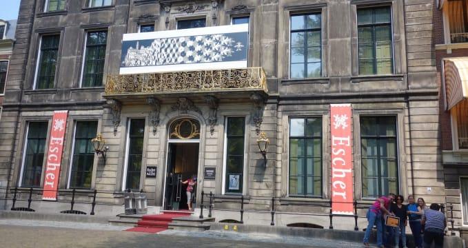 Escher muzeum -