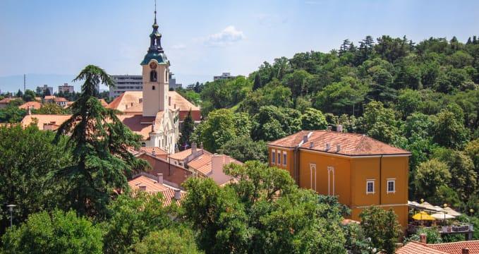 Kostel panny Marie v Trsatu -
