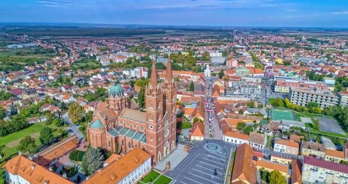 Dakovská katedrála -