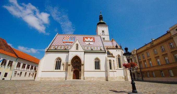 Kostel sv. Marka -