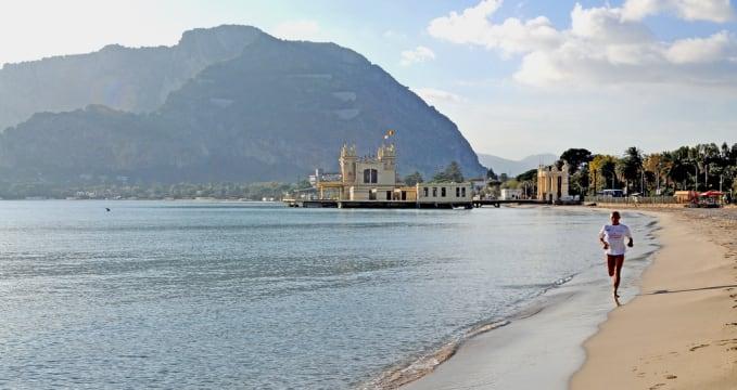 Monte Pellegrino - https://www.flickr.com/photos/archer10/5292567697