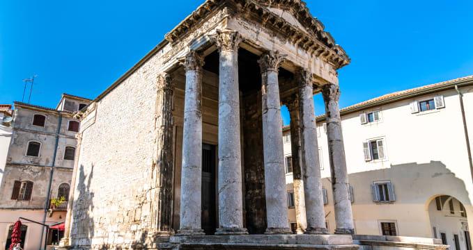 Augustův chrám -