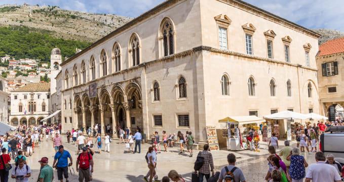 Rektorský palác -