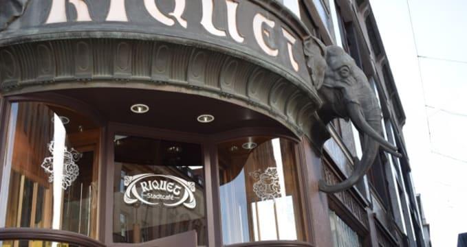 Kavárna Riquet -