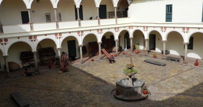 Muzeum Inků - https://www.flickr.com/photos/leungck/10096112124