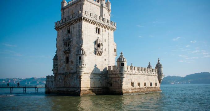 Belémská věž - https://www.flickr.com/photos/karismafilms/6816489098