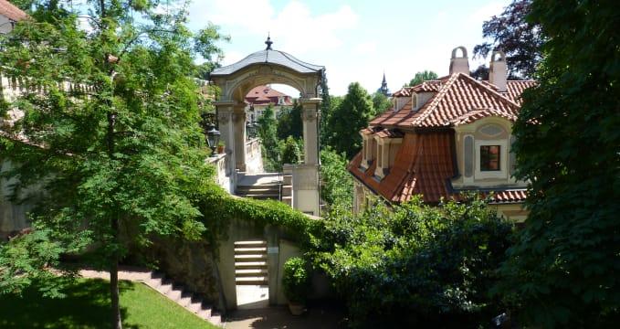 Palácové zahrady -