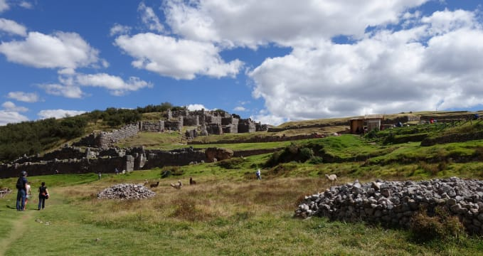 Pevnost Sacsayhuaman -