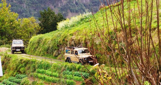 Levada 4x4 Jeep safari tour na Madeiře - http://www.adventuremadeira.com/