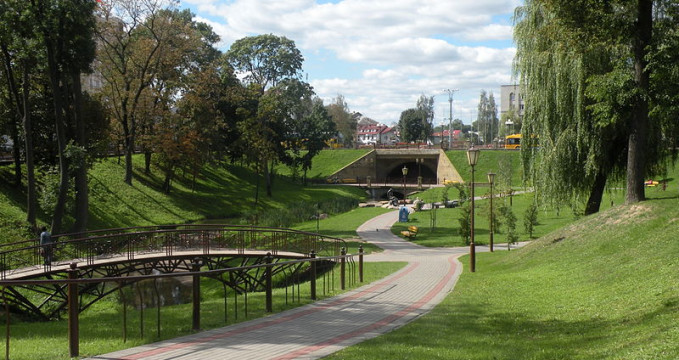 Zhiliber Park - https://commons.wikimedia.org/wiki/File:%D0%9F%D0%B0%D1%80%D0%BA_%D0%96%D0%B8%D0%BB%D0%B8%D0%B1%D0%B5%D1%80%D0%B0_1.JPG
