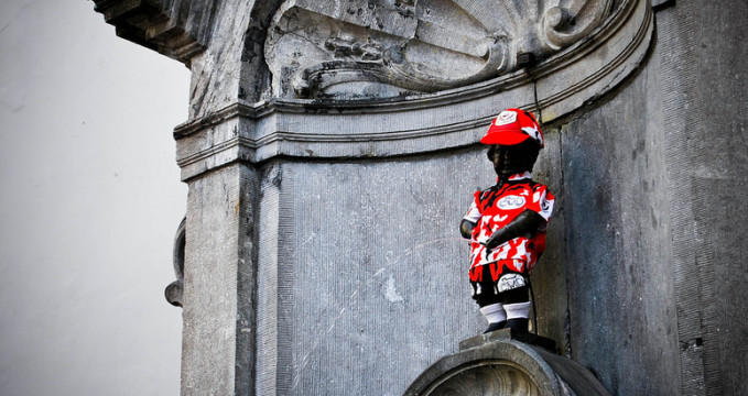 Manneken Pis - https://www.flickr.com/photos/yauto4ka/10192746095/