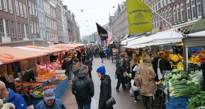 Albert Cuyp Markt - https://www.flickr.com/photos/franklinheijnen/21623093113/