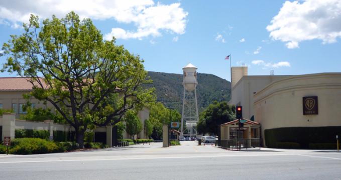 Warner Bros. Studios - http://commons.wikimedia.org/wiki/File:Gate4warnerbrosstudios.jpg