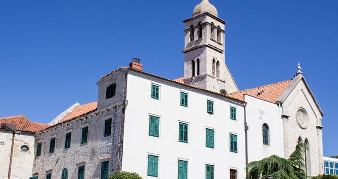 Obraz zpodobňující Nicolu Travelica - http://svetiste-sibenik.hr