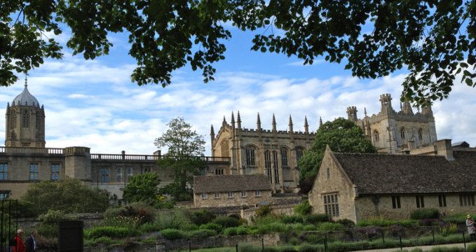 University of Oxford - http://www.flickr.com/photos/49392213@N00/7170814383/