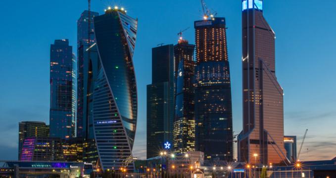 Věž federace - https://www.flickr.com/photos/kvinokurov/14658257525/