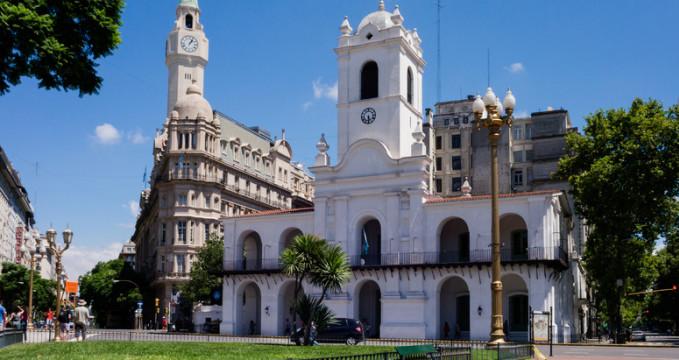 Cabildo de Buenos Aires - https://www.flickr.com/photos/nestorferraro/12801765085/