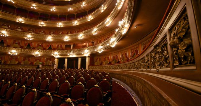 Teatro Colón - https://www.flickr.com/photos/elaws/4463538935