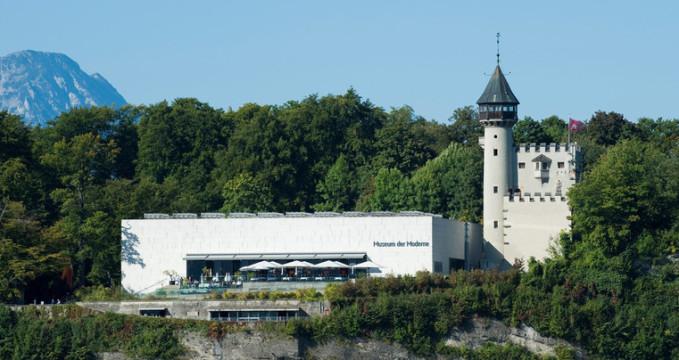 Muzeum moderního umění - http://www.museumdermoderne.at/