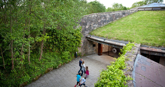 Navan Fort - http://www.armagh.co.uk/navan-centre-fort/
