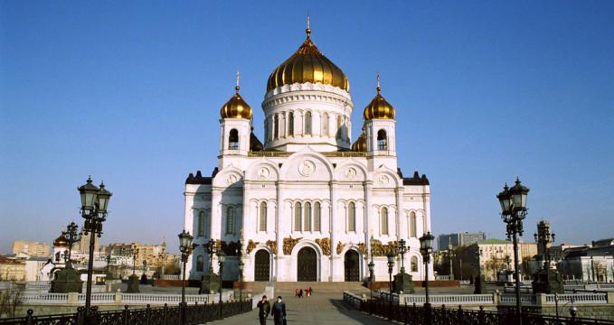 Katedrála Krista Spasitele - https://www.flickr.com/photos/yeowatzup/149199310/