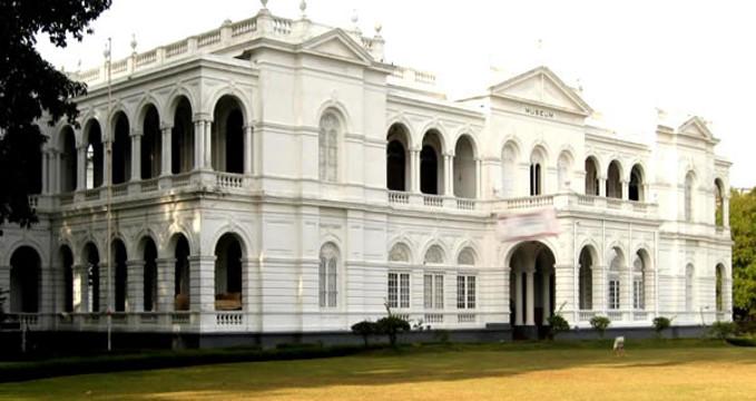 Národní muzeum v Colombu - https://www.flickr.com/photos/lakpura/17900339666/