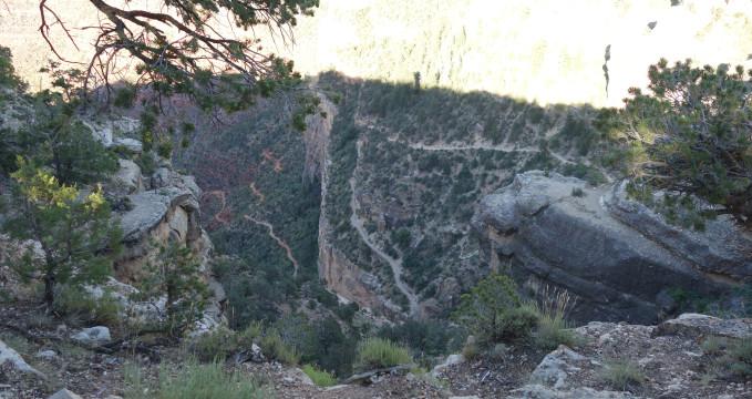 Bright Angel Trail -