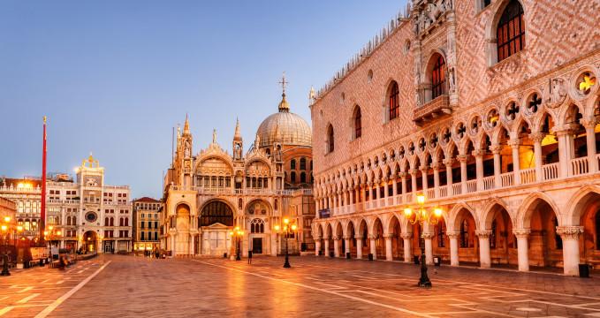 Náměstí svatého Marka (Piazza San Marco) -