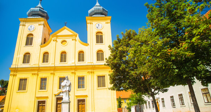 kostel sv. Michaela -