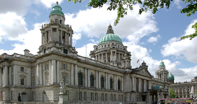 City Hall, Belfast - https://commons.wikimedia.org/wiki/File:Belfast_City_Hall_2.jpg