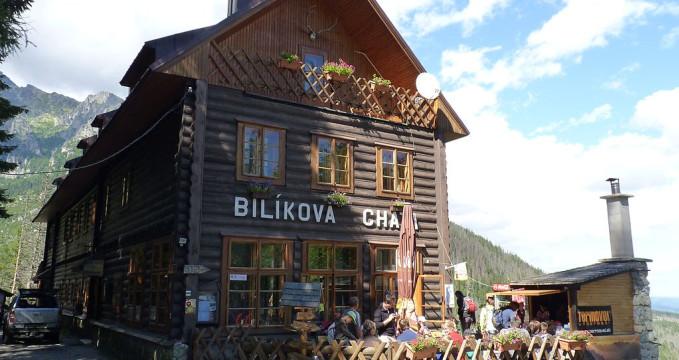 Bilíkova chata - https://commons.wikimedia.org/wiki/File:Mal%C3%A1_Studen%C3%A1_dolina,_Vysok%C3%A9_Tatry_(22).JPG