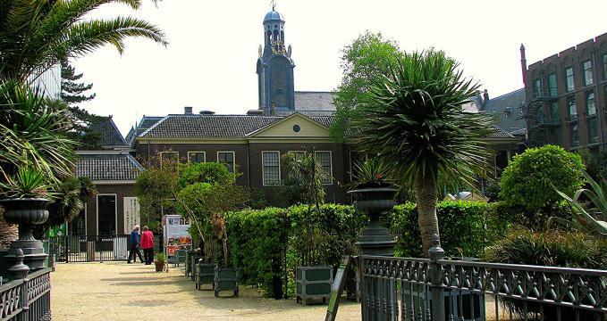 Botanické zahrady Leiden - https://www.flickr.com/photos/46774986@N02/13901557800/