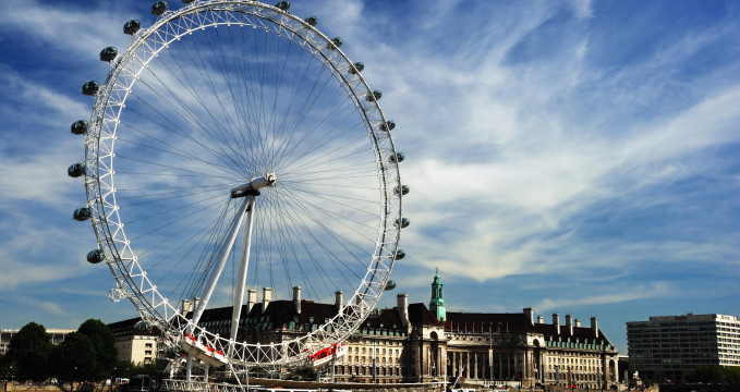 London Eye -
