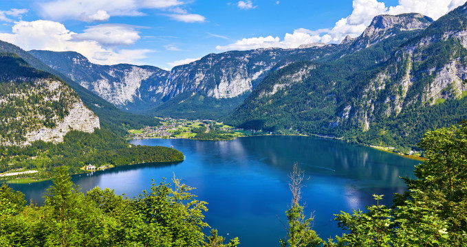 Halštatské jezero -