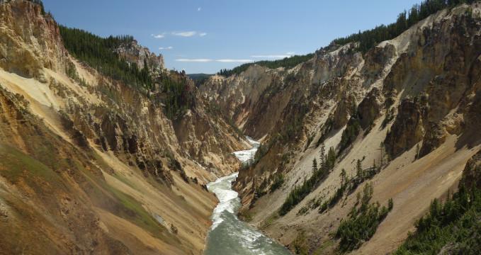 Yellowstone Falls -