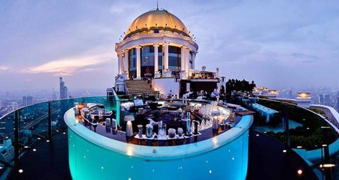 Sky Bar - Lebua at State Tower - https://www.lebua.com/sky-bar