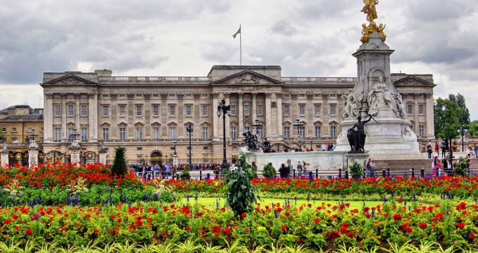 Buckinghamský palác -