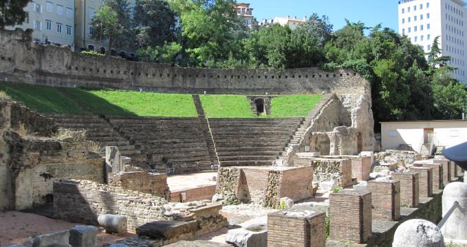 Římské divadlo -