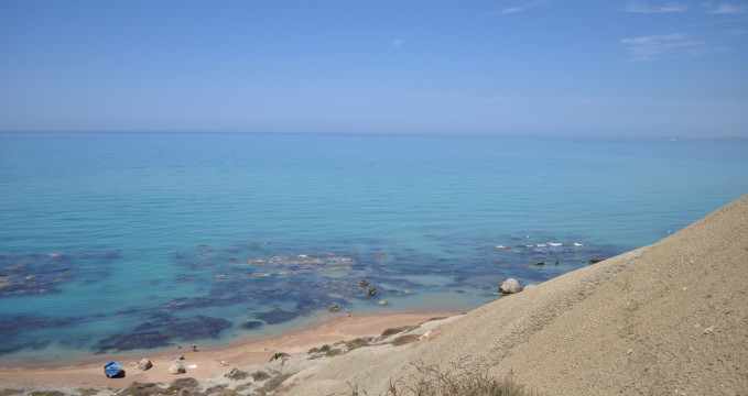 Riserva Naturale di Punta Bianca - https://www.flickr.com/photos/ale_ceci/14672974780/