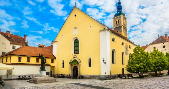Františkánský klášter ve Varaždinu -